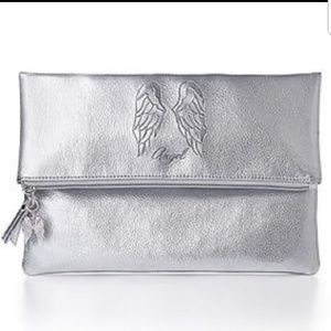 VS Limited Edition Silver Angel Clutch